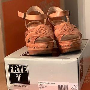 Frye Wedge Sandal